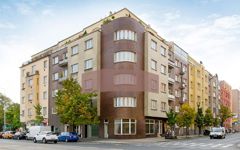 byty Praha 10 - Vršovice